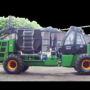 Erdészeti aprítógépek